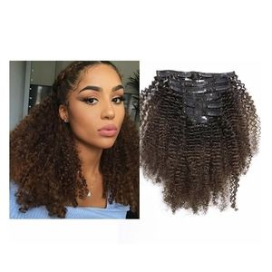 Human hair clip-ins